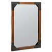 Castleton Home Factory Wall Mirror