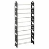 Premier Housewares 10 Tier Shoe Rack