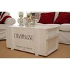 UncleJoes Frachtkiste Champagne aus Massivholz