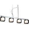 Schuller Eclipse 4 Light Kitchen Island Pendant