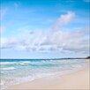 Pro-Art Glasbild Waves III, Fotodruck