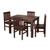 LPD Jaipur Dining Set with 4 Chairs