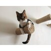 "CatastrophiCreations 11"" Floating Sisal Cat Perch"