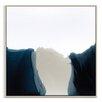 Artist Lane 'Flow 9' by Chalie MacRae Framed Art Print on Wrapped Canvas