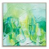 Artist Lane '62515' by Amanda Morie Art Print Wrapped on Canvas