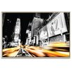 Artist Lane 'Time Lapse Square' by Andrew Paranavitana Photographic Print on Wrapped Canvas