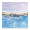 Artist Lane 'Harbour' by Gary Butcher Art Print on Wrapped Canvas