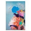 Artist Lane 'Carnival' by Mario Burgoa Art Print on Wrapped Canvas