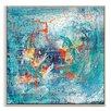 Artist Lane 'Dreamengine' by Lou Sheldon Framed Art Print on Wrapped Canvas