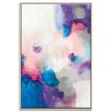 Artist Lane '20915' by Amanda Morie Art Print Wrapped on Canvas