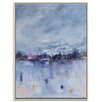 Artist Lane 'Winter in Abu Dhabi' by Amira Rahim Art Print Wrapped on Canvas