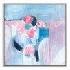 Artist Lane 'Mesmerized' by Brenda Meynell Framed Art Print on Wrapped Canvas