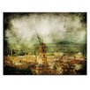 Artist Lane 'Existent Past' by Andrew Paranavitana Photographic Print on Wrapped Canvas