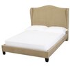 LPD Chateaux Wing Upholstered Panel Bed