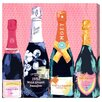 Oliver Gal 'Pass The Bottle!' by Art Remedy Graphic Art Wrapped on Canvas