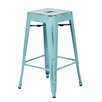 "Trent Austin Design Edgewater 26"" Bar Stool (Set of 2)"