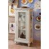 Castagnetti Gisele 1 Door Cabinet