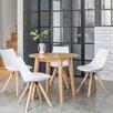 OutAndOutOriginal Sebastian Dining Table and 4 Chairs