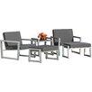 Vero 5 Piece Lounge Seating Group