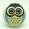 G Decor Brum Owl Mushroom Knob (Set of 2)