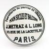 G Decor J. Metraz et L. Long Mushroom Knob (Set of 2)