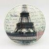 G Decor Eiffel Tower Round Knob (Set of 2)