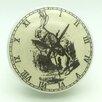 G Decor Rabbit Clock Mushroom Knob (Set of 2)