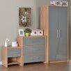 Home Loft Concept Seville 3 Piece Bedroom Set