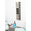VintageView Wall Series 12 Bottle Wall Mounted Wine Rack