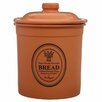 Castleton Home Lisboa Natural Terracotta Bread Crock