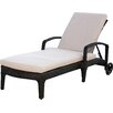 Mercury Row Jupiter Chaise Lounge with Cushion