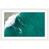 Marmont Hill Big Wave by Karolis Janulis Framed Photographic Print