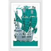Marmont Hill Sails Framed Graphic Art