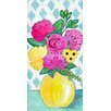 Marmont Hill 'Vase' by Jill Lambert Art Print Wrapped on Canvas