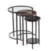 Holly & Martin Ocelle 3 Piece Nest of Tables