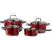 ELO Special Edition 4-Piece Stainless Steel Cookware Set