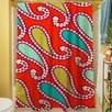 Manual Woodworkers & Weavers Paisley Shower Curtain