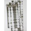 En Fil d'Indienne Tie and Dye Curtain Single Panel