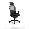 Dynamic Office Seating Stealth Ergo Posture High-Back Mesh Desk Chair with Arms and Headrest