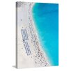 "Marmont Hill ""Beach Gathering"" Photographic Print Wrapped on Canvas"