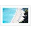 Marmont Hill 'Sandy Beach'  Framed Photographic Print
