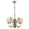 Maytoni Chandeliers Elegant Cruise 5 Light Mini Chandelier