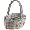 Castleton Home Willow Oval Basket