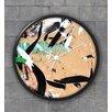 """10"""" Abbot Kinney Clock"""