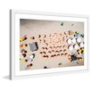 Marmont Hill 'Multicoloured Umbrellas' Framed Photographic Print