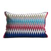 Aesthetic Content Bliss Woven Lumbar Pillow