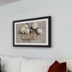 Marmont Hill 'Vintage Book and Roses' by Sylvia Cook Framed Photographic Print