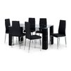 All Home Wendover Dining Table and 4 Chairs