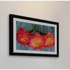 Marmont Hill 'Coral Peonies' by Sylvia Cook Framed Photographic Print