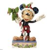 Disney Traditions Sweet Greetings Mickey Mouse Figurine